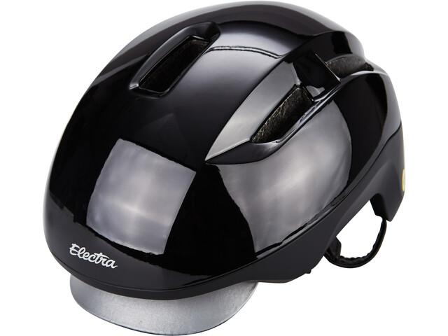 Electra Commute Fietshelm, black gloss matte